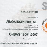 OHSAS 18001 | Comprometidos con la Seguridad y Salud en el Trabajo