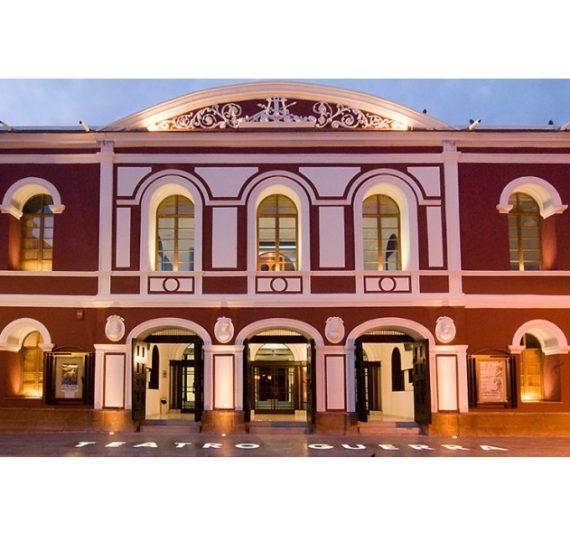 Restauración del Teatro Guerra
