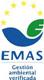 EMAS. Certificado CE 761/2007 EMAS:2004 Nº ES08/5244