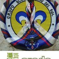 RSC de arada reconocida con el 'Saludo Scout 2017'
