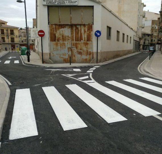 Renovación urbana Barrio de San Cristóbal (Lorca)
