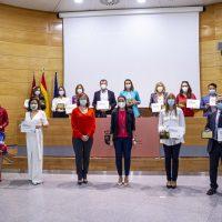 Distintivo de igualdad de la Región de Murcia